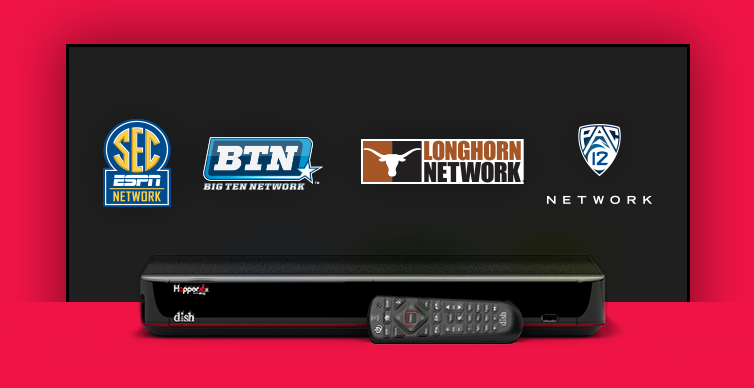 DISH College Sports TV Packages - Albuquerque, New Mexico - Sun Comm Technologies Inc. - DISH Authorized Retailer